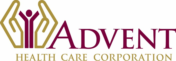 Advent Health Care Corporation